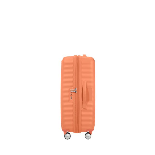American Tourister Soundbox hard koffert, 4 hjul, 67 cm