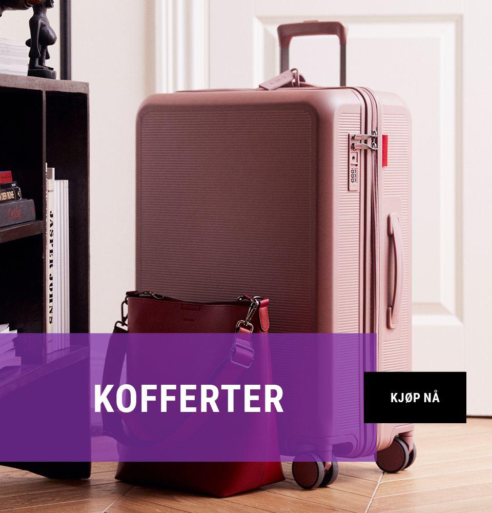Vesker & Kofferter | Dame | Ny veske og koffert på nett hos